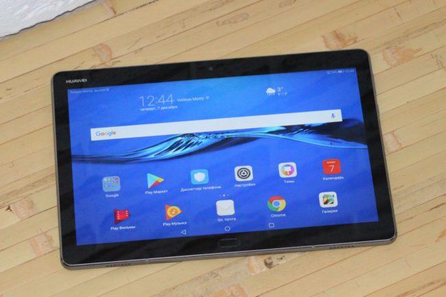 Huawei MediaPad M3 Lite 10. Враження від дисплею