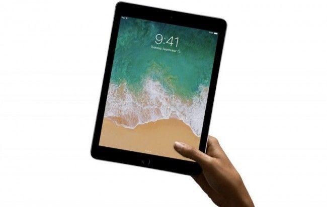 iPad. Тестування