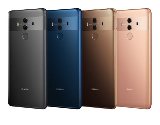 Huawei Mate10 Pro. Огляд