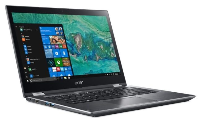 Acer Spin 3. Огляд