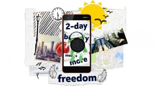 Nokia 2. Оновлення ОС