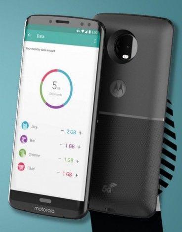 Moto Z3. Обзор и опыт пользователя