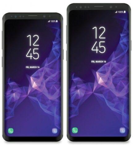 Galaxy S9 і S9 +. Тестування