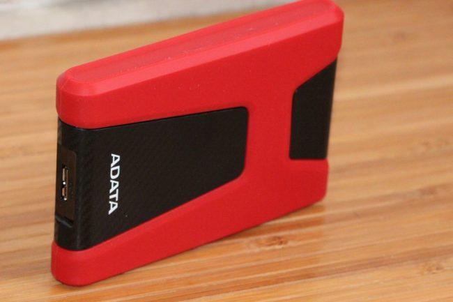ADATA HD650. Купити першим