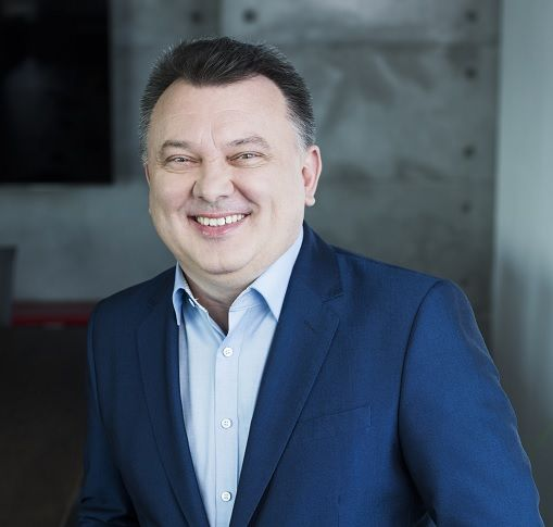 Технічний директор Vodafone Україна Євген Фрунза