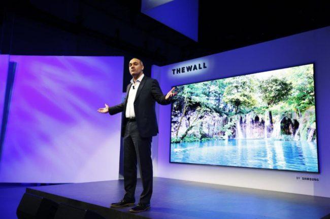 Samsung TV 146 дюймiв. Купити першим