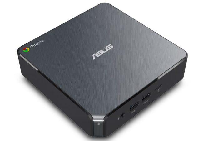 ASUS Chromebox 3. Тестування