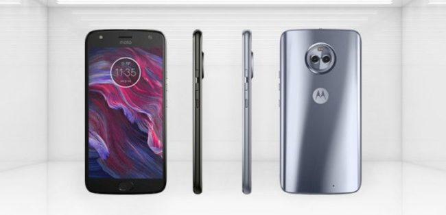Motorola Moto X4. Огляд