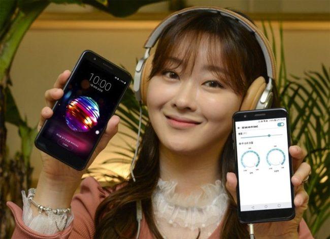 LG X4 +. Де купити