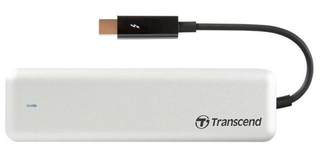 Transcend JetDrive 825. Тестирование скорости