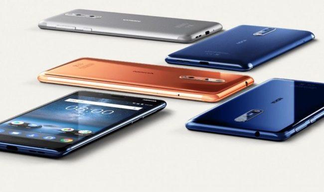 Nokia 8 Sirocco. Огляд