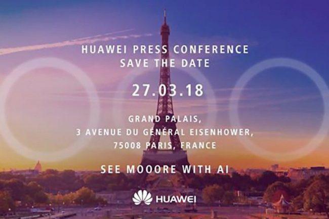 Huawei P20. Огляд