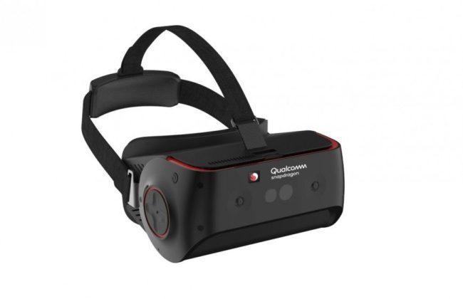 Qualcomm VR-шлем. Тестирование