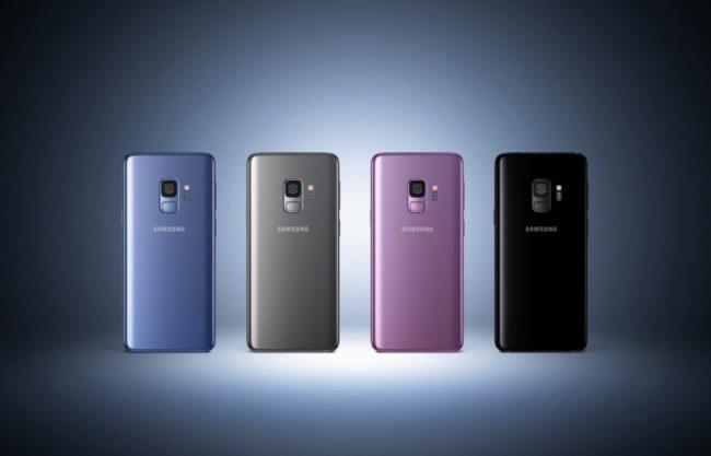Galaxy S9. Огляд