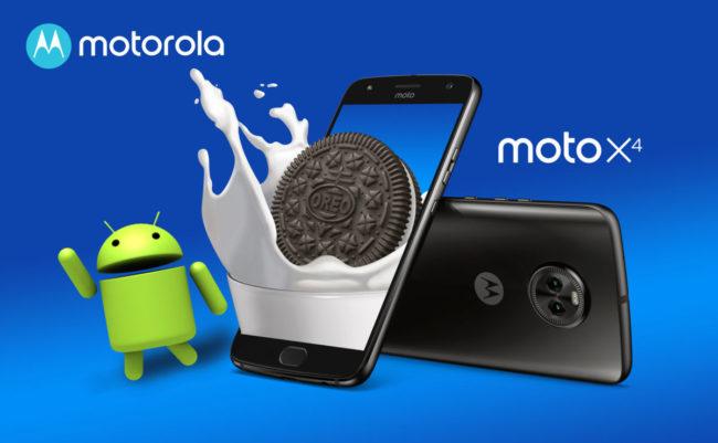 Moto X4. Огляд