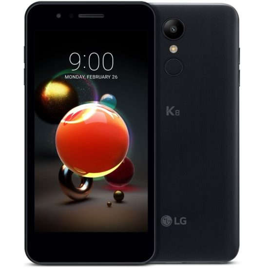 LG K10 2018. Купити першим