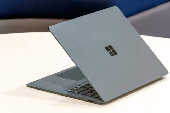 Surface Laptop. Огляд