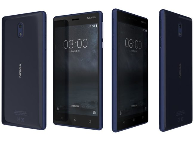 Nokia 3. Огляд
