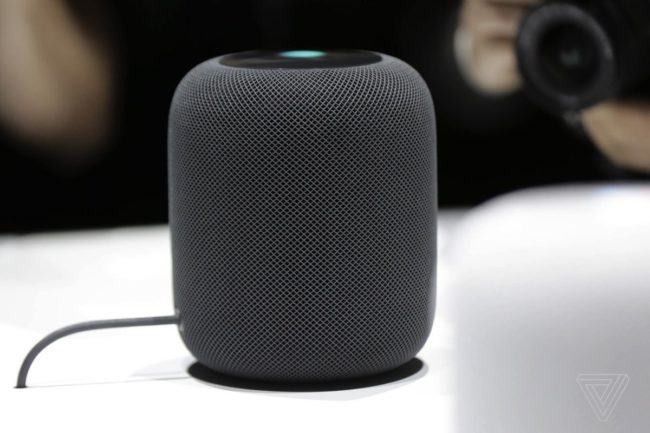 Apple HomePod. Огляд