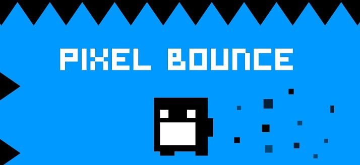 Гра Pixel Bounce