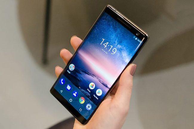 Nokia 8 Pro. Купить первым