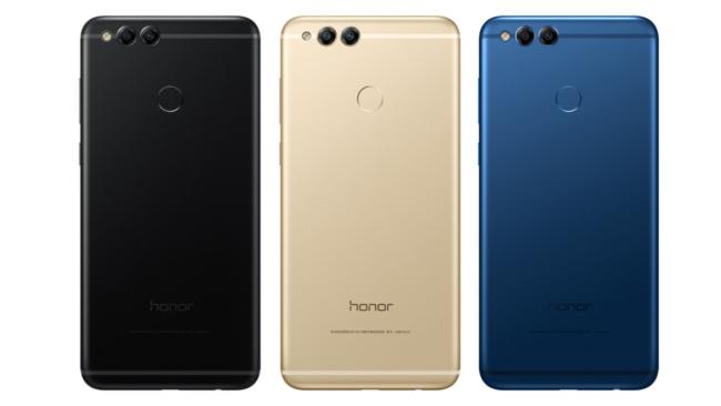 Honor 7X. Огляд