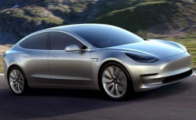 Tesla Model 3. Тестирование