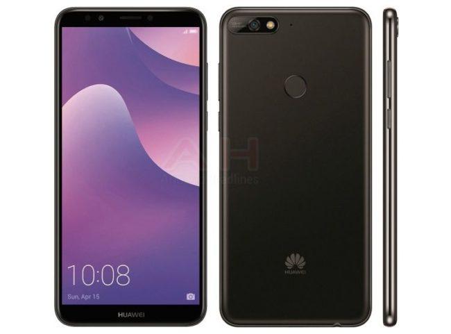 Huawei Y7 (2018). Огляд