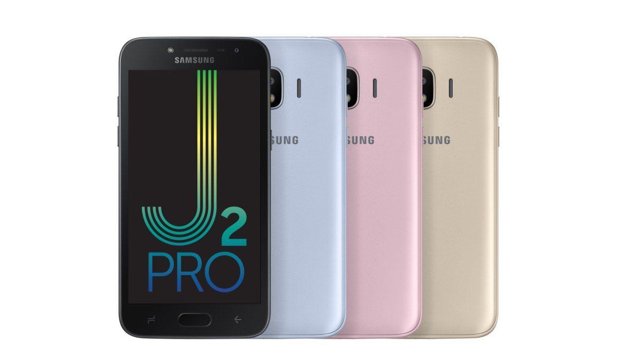 Девайс Galaxy J2 Pro (2018), який отримав дисплей Super AMOLED з роздільною здатністю 960 х 540 пікселів та інші характеристики бюджетного пристрою, представили на початку цього року у В'єтнамі