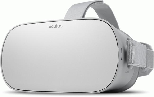 Oculus Go. Огляд
