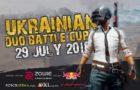 Всеукраїнський турнір з PUBG розпочнеться 20 липня
