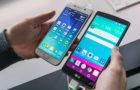 Samsung та LG починають випускати смартфони, наче стрілятимуть з дробовика