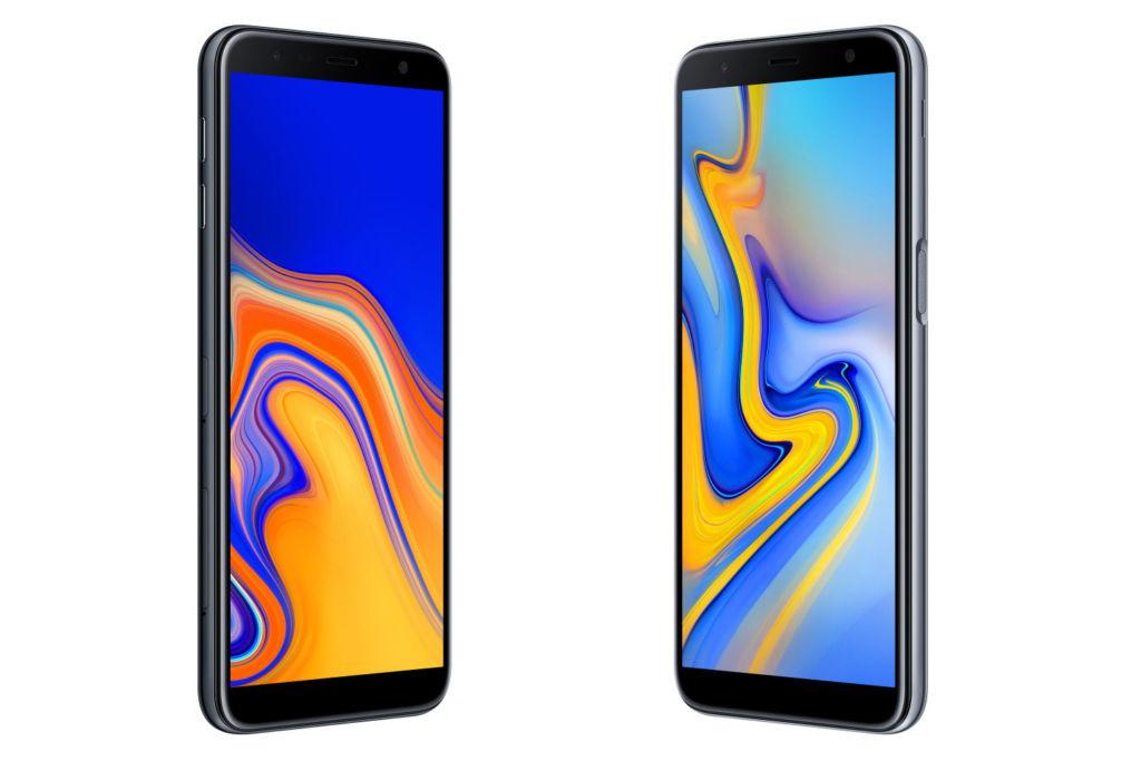 9a334f2f72201 Компания Samsung представила два новых смартфона в бюджетной линейке Galaxy  J. Модели под названием Galaxy J4+ и J6+ получили 6-дюймовые дисплеи с ...