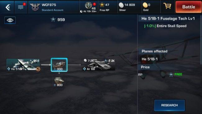 PvP-літалка War Wings