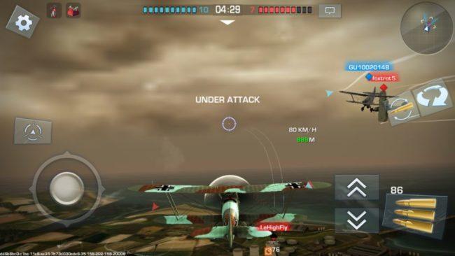 гра War Wings