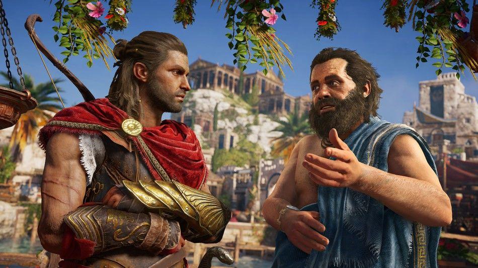 Критики вважають Assassin's Creed: Odyssey однією з найбільш захопливих історичних пригод