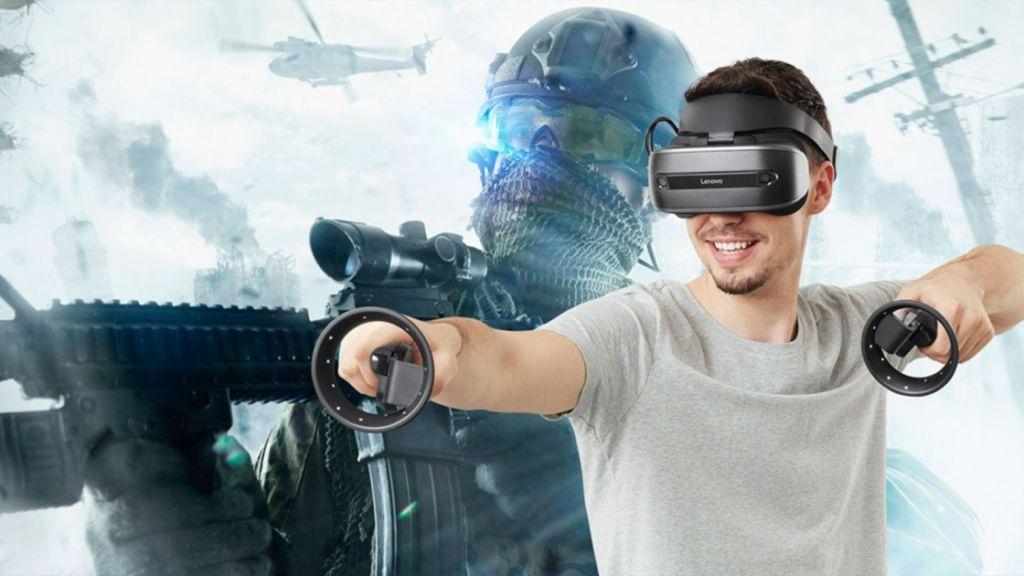 Екскурсія Києвом у віртуальній реальності. Огляд VR-шолома Lenovo Explorer  - TechToday 9c519c83698e8