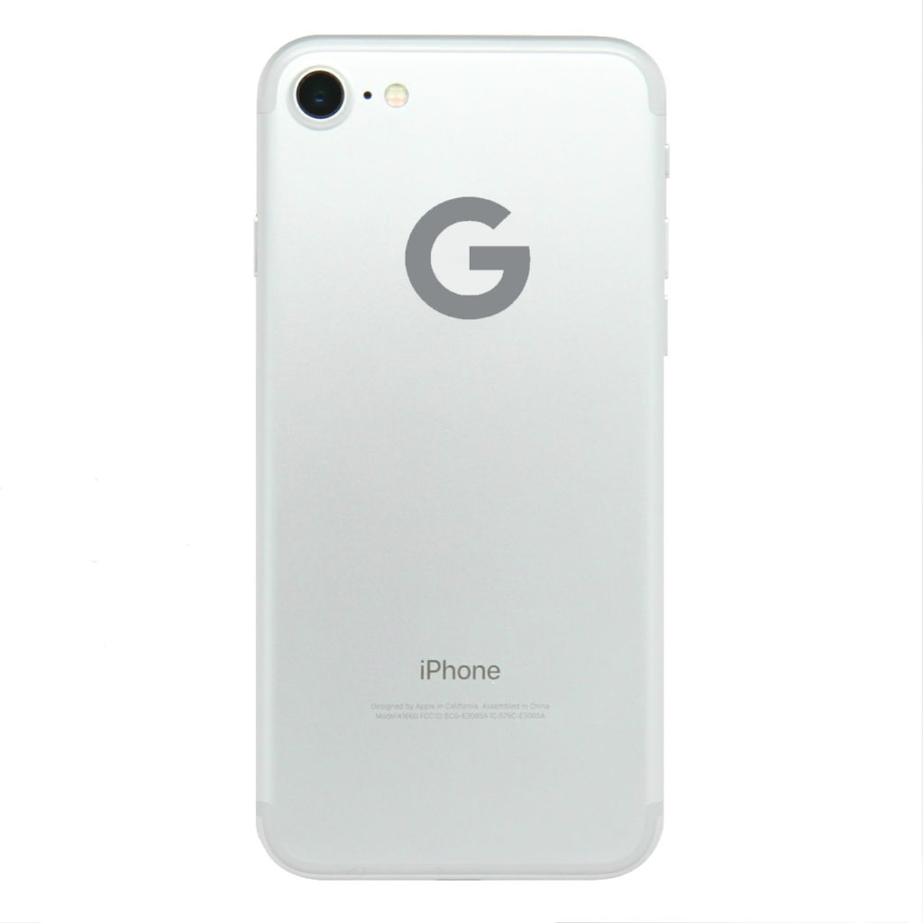 iphone-7-silver-generic-back-google-logo