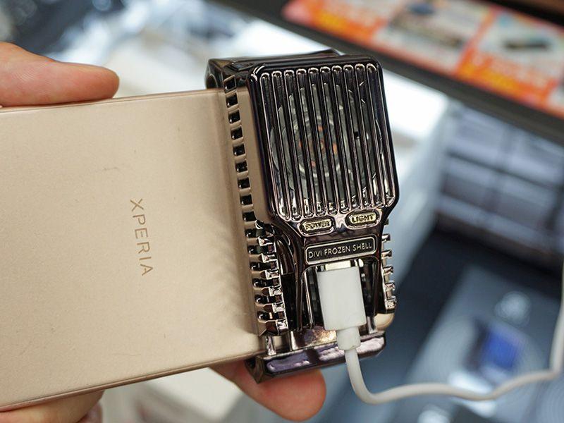 Для смартфонів створили нову систему активного охолодження