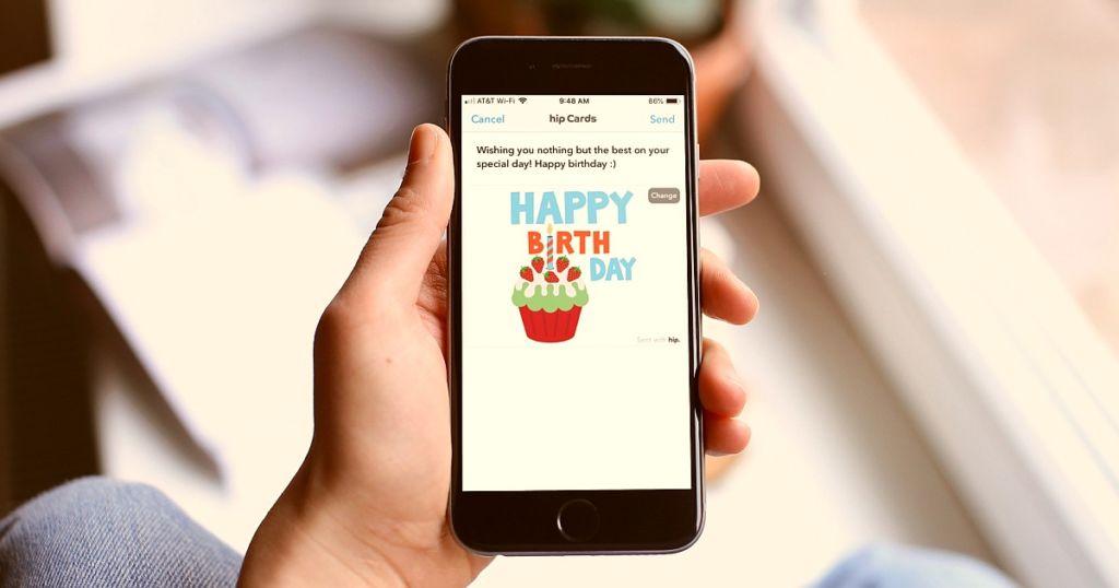 Як на iPhone автоматизувати відправлення привітань із днем народження