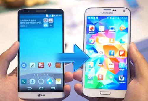 Як перенести дані зі старого Android на новий