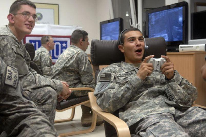 Вижити «на цивілці»: як комп'ютерні ігри рятують військових, які повернулися з фронту