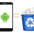 Як відновити видалені або втрачені фотографії на Android